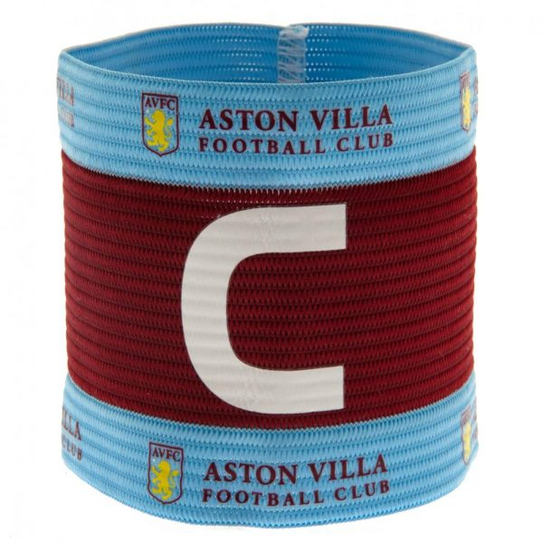 Aston Villa FC Captains Arm Band
