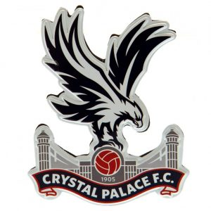 Crystal Palace FC Crest Fridge Magnet