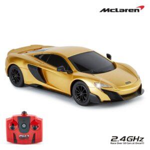 McLaren 675LT Radio Controlled Car 1:24 Scale