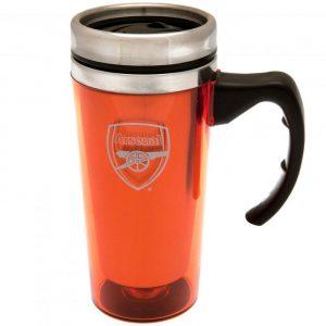 Arsenal FC Handled Travel Mug