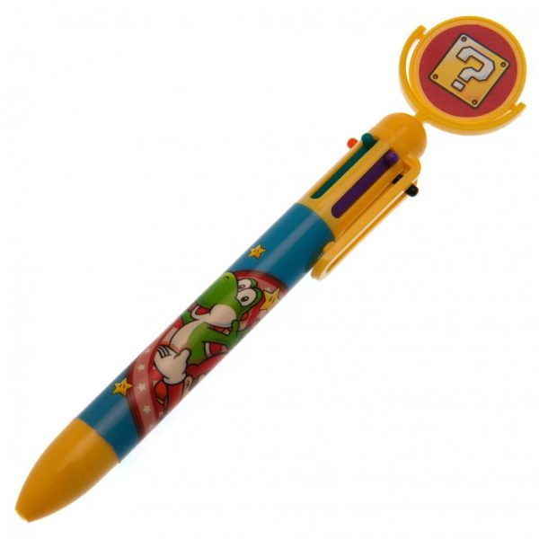 Super Mario Multi Coloured Pen