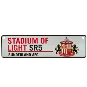 Sunderland AFC Window Sign