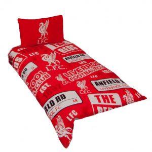 Liverpool F.C. Single Duvet Set PT