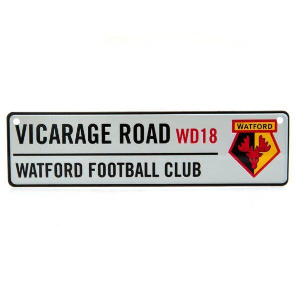 Watford FC Window Sign