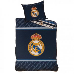 Real Madrid FC Single Duvet Set NV