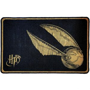 Harry Potter Rug Golden Snitch