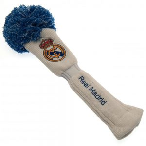 Real Madrid FC Headcover Pompom (Driver)