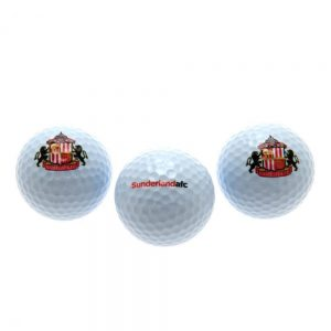 Sunderland AFC Golf Balls