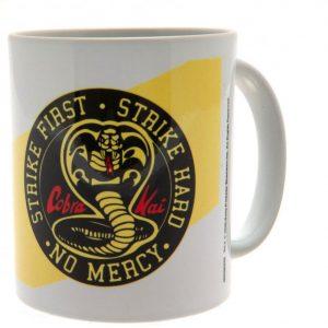 Cobra Kai Mug No Mercy