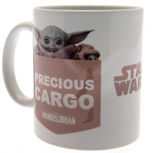 Star Wars The Mandalorian Mug Precious Cargo
