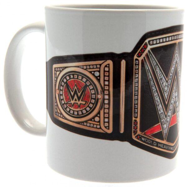 WWE Mug Title Belt
