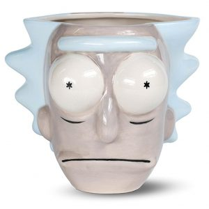 Rick And Morty 3D Mug Rick