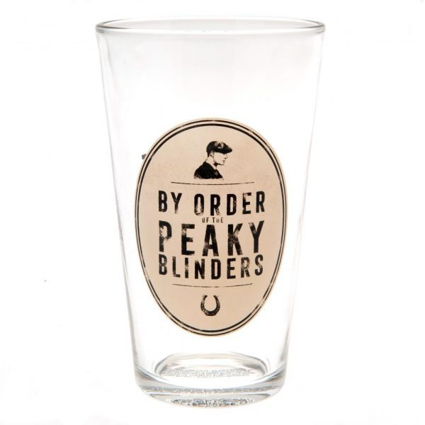 Peaky Blinders Large Glass