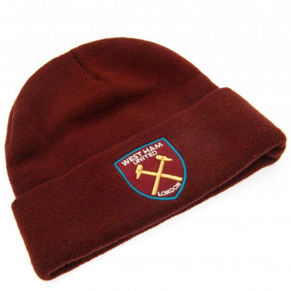 West Ham United FC Cuff Beanie CL
