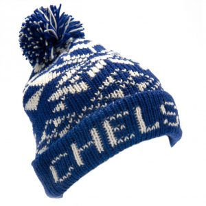 Chelsea FC Fairisle Ski Hat