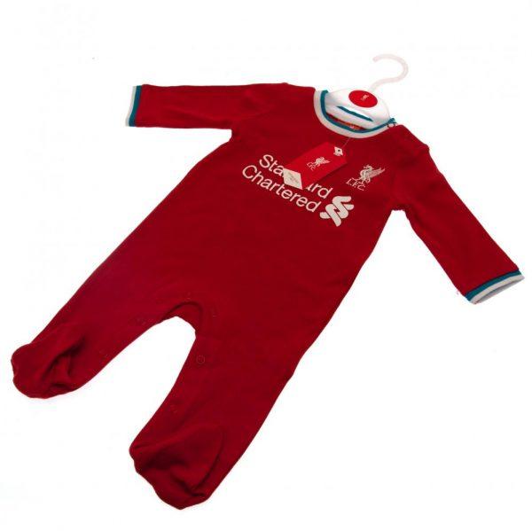 Liverpool FC Sleepsuit 6/9 mths GR
