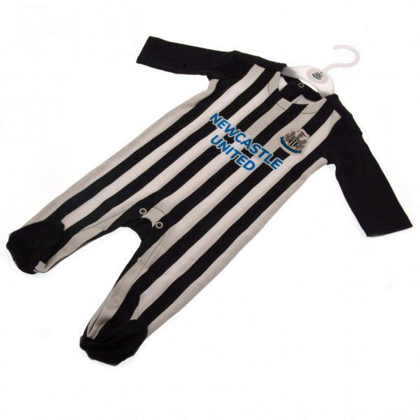 Newcastle United FC Sleepsuit 12/18 mths