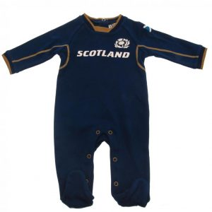 Scotland RU Sleepsuit 6/9 mths