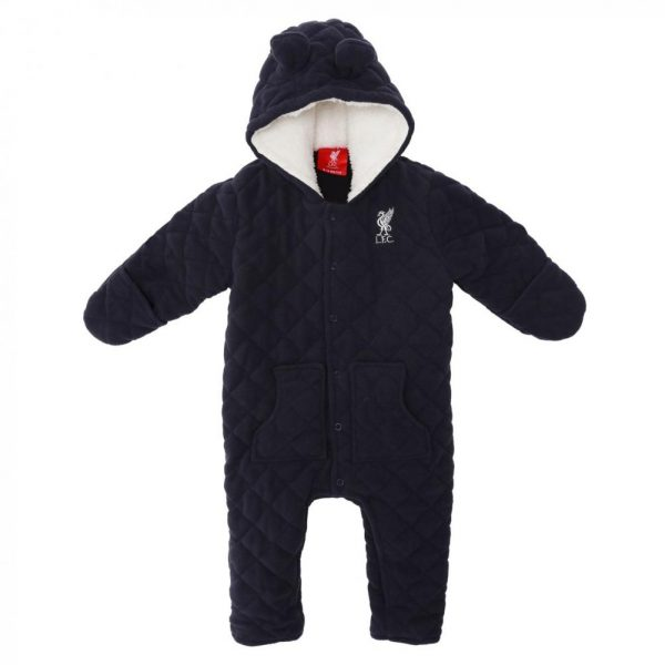 Liverpool F.C. Quilted Snowsuit 12/18 mths