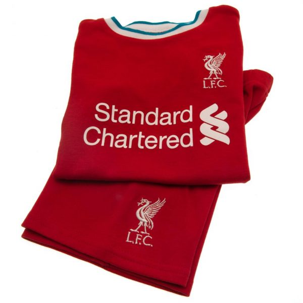 Liverpool FC Shirt & Short Set 6/9 mths GR