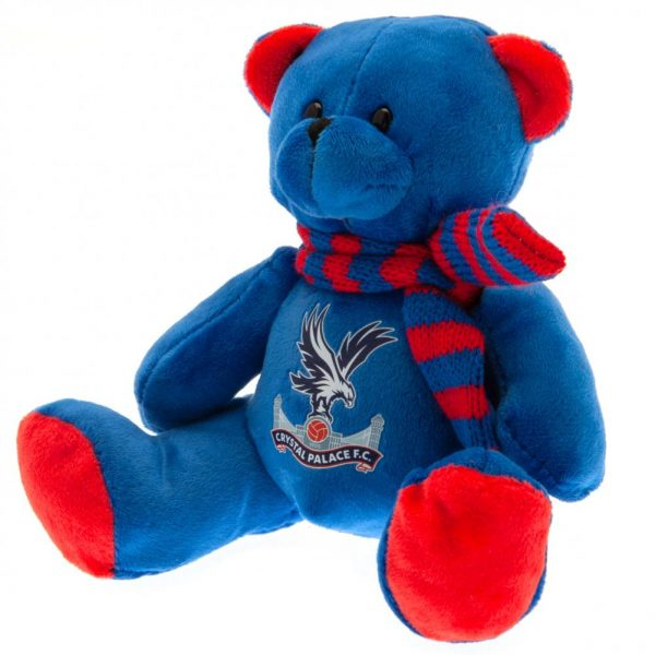 Crystal Palace FC Maisie Bear