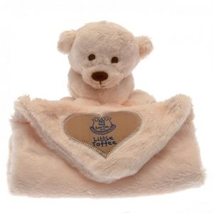 Everton FC Baby Comforter Hugs