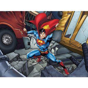 Superman 3D Image Puzzle 500pc