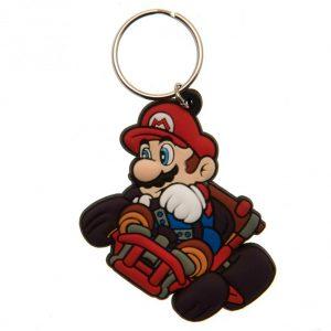 Mario Kart PVC Keyring