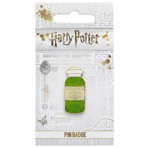 Harry Potter Badge Polyjuice