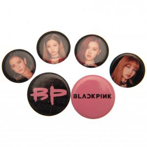 Blackpink Button Badge Set