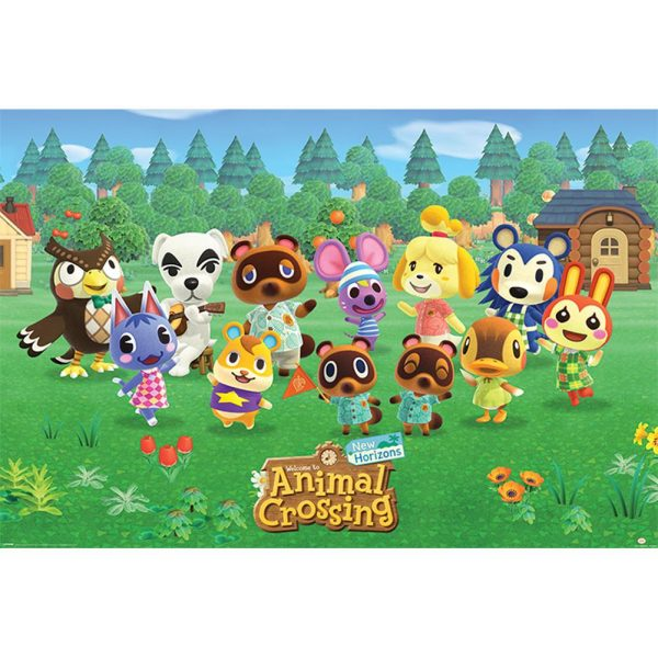 Animal Crossing Poster 82