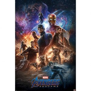 Avengers Endgame Poster From The Ashes 196
