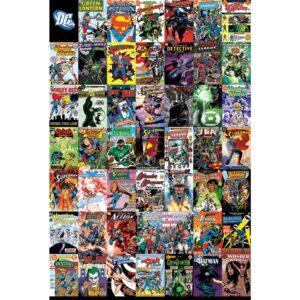 DC Comics Poster Montage 80