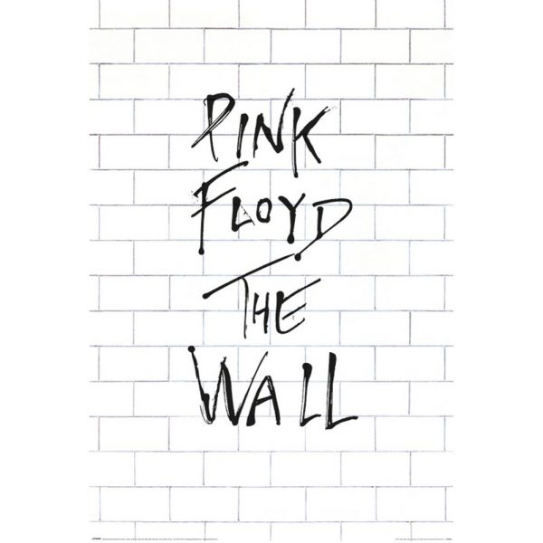Pink Floyd Poster Back The Wall 102