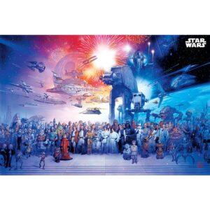 Star Wars Poster Universe 69