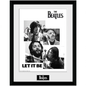 The Beatles Picture Let It Be 16 x 12