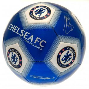 Chelsea FC Football Signature WT
