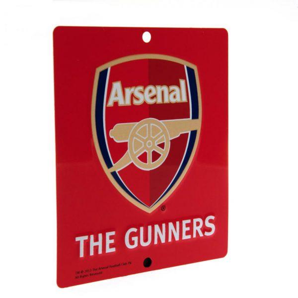 Arsenal FC Window Sign SQ