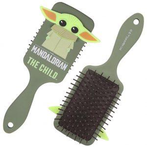 Star Wars: The Mandalorian Hair Brush