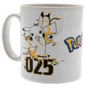 Pokemon Mug Pickachu