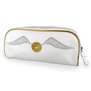 Harry Potter PU Wash Bag Golden Snitch