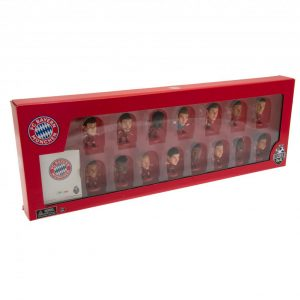 Bayern Munich FC SoccerStarz 15 Player Team Pack