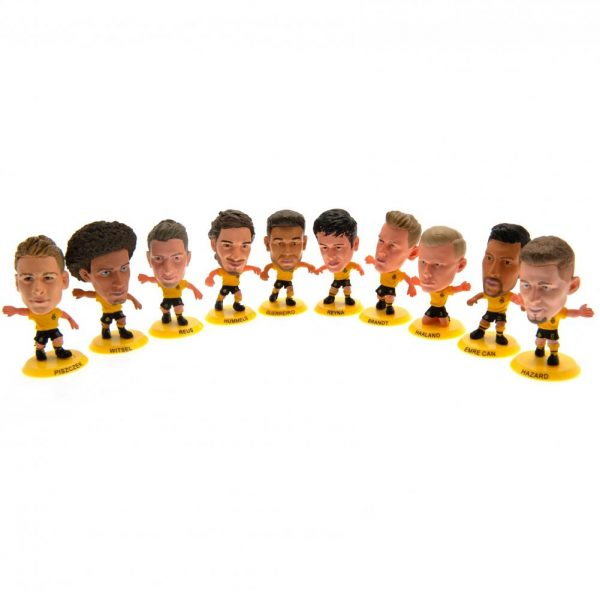 Borussia Dortmund SoccerStarz 10 Player Team Pack