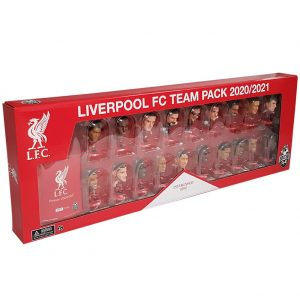 Liverpool FC SoccerStarz 19 Player Team Pack