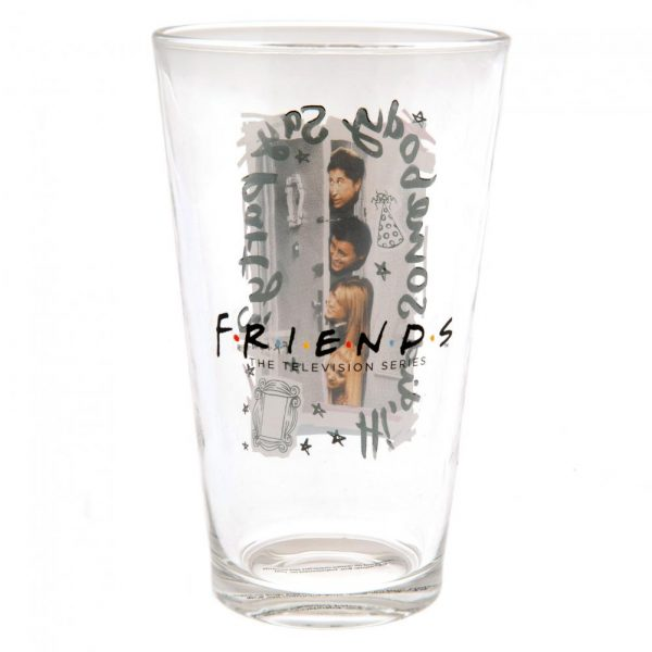 Friends Large Glass Party