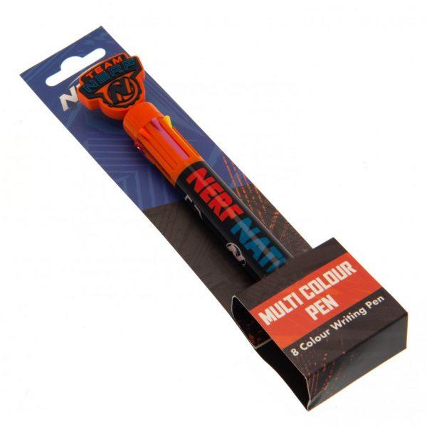 Nerf Multi Coloured Pen