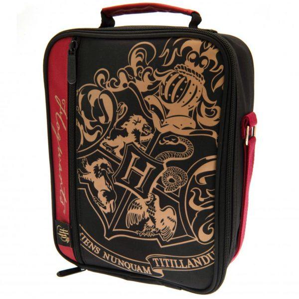 Harry Potter 2 Pocket Lunch Bag Hogwarts BK