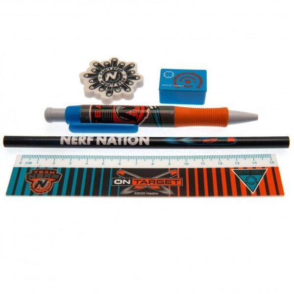 Nerf Bumper Stationery Set