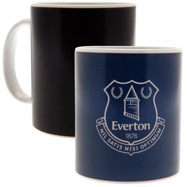 Everton FC Heat Changing Mug
