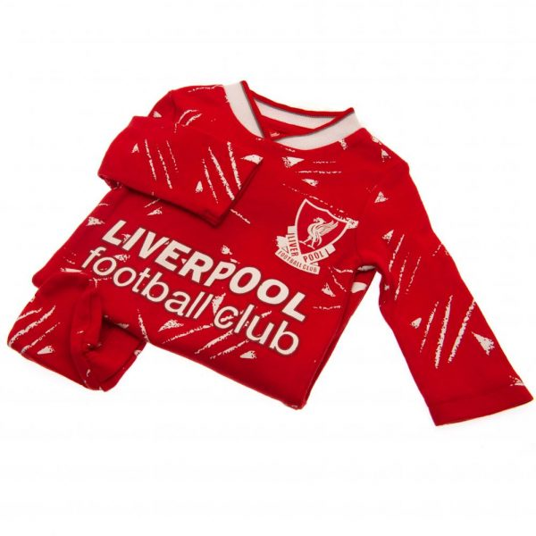 Liverpool FC Sleepsuit Newborn RT